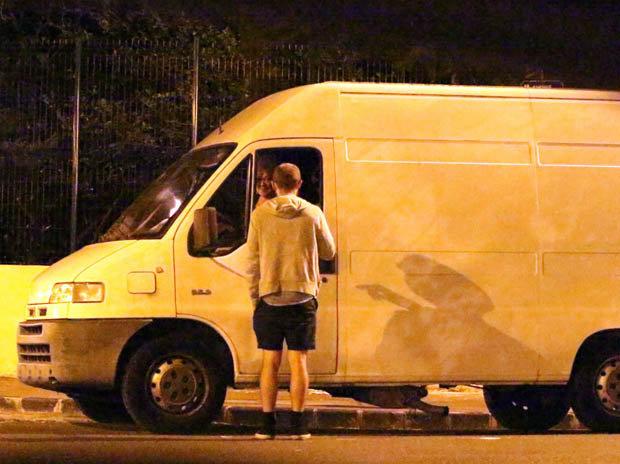 Prostitutes Van