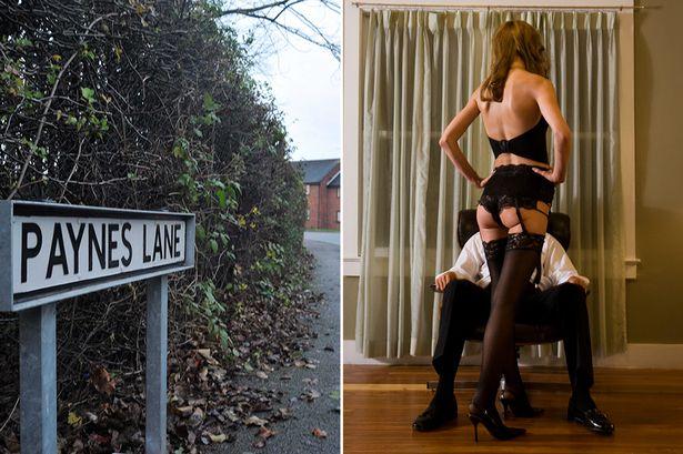 Prostitutes Wadsworth