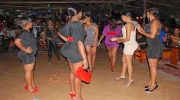 Prostitutes Walvis Bay