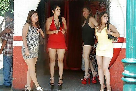 Prostitutes Esquina