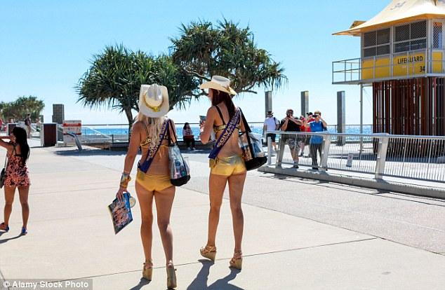 Prostitutes Surfers Paradise